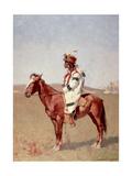 A Blackfoot Indian