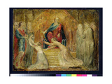 Pd28-1949 the Judgement of Solomon  C1800