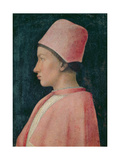 Portrait of Francesco Gonzaga as a Boy  1461