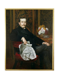 Portrait of Sir Francis Layland-Barratt (B1860)