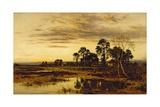 When Sun Is Set: a Worcestershire Village  1892