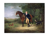 Portrait of a Gentleman  Probably George Hay  7th Marquess of Tweeddale (1753-1804) C1790