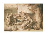 The Dentist  17th Century