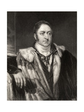 James Walter Grimston  1st Earl of Verulam  Engraved by H Robinson  from 'National Portrait…