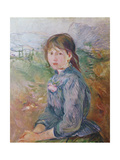 The Little Girl from Nice  1888-89