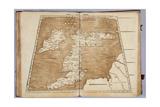 Tabula Prima Europa  from 'Geographie Opus Novissima Traductione E Grecorum Archetypis…