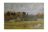 Late Autumn  1894-98