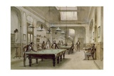 A Billiard Room  1861