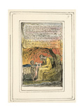 The Little Black Boy (Cont): Plate 9 from Songs of Innocence and of Experience C1802-08