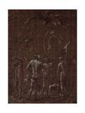 Christ in Limbo  16th Century