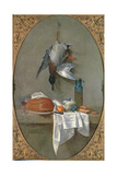 Still Life with Duck  1764