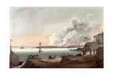 View of New York after the Great Fire Taken from Brooklyn  1835