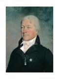 Marie Joseph Paul Yves Roch Gilbert Motier (1757-1834) Marquis De Lafayette