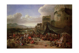 The Sack of Rome in 1527