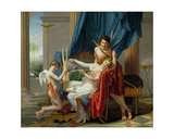 Sappho and Phaon  1809