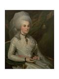Portrait of Elizabeth Schuyler Hamilton  Wife of Alexander Hamilton (1757-1804)