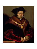 Portrait of Sir Thomas More (1478-1535)