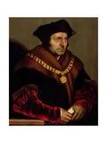 Portrait of Sir Thomas More (1478-1535)