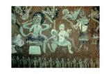 The Buddha Sakyamuni Values Living Beings  316-385Ad