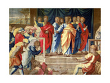 The Acts of the Apostles  the Mortlake Tapestries