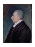 Rev Rowland Hill  English Preacher  (1744-1833)