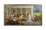 Herod's Birthday Feast  1868