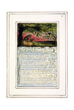 The Little Black Boy: Plate 8 from Songs of Innocence and of Experience C1802-08