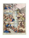John Bull at the Italian Opera  1811