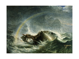 The Shipwreck  1859