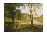 View of Avon Gorge  1822