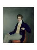 Portrait of a Gentleman in a Yellow Waistcoat  C1795