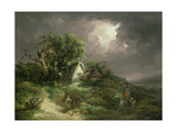 The Coming Storm  Isle of Wight  1789