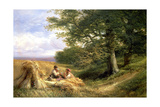 The Harvesters  1881
