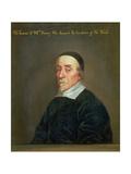 Portrait of William Harvey (1578-1657)