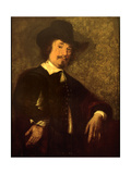 Portrait of Jan Van Goyen