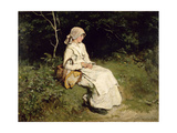 Resting by the Way  1879