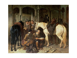 Roundheads at an Arundel Church  1847-51