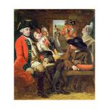 A Stagecoach Adventure  Bagshot Heath  1848