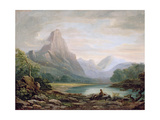 A Welsh Valley  1819