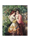 Rosalind and Celia  C1845