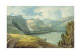 Derwentwater Looking South  1786