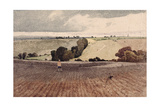 A Ploughed Field  C1808