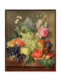A Basket of Fruit  1744