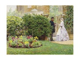 My Front Garden  1864