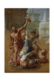 Study for the Massacre of the Innocents  C1700-10