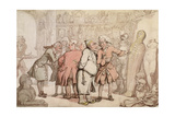A Group of Antiquaries  C1805