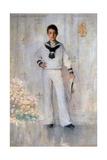 Portrait of Delancey Iselin Kane  1887