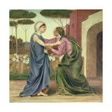 Salutation or the Visitation  1883