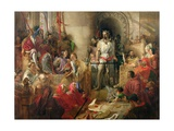 The Trial of Sir William Wallace at Westminster
