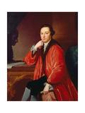 Portrait of Rev William Strickland